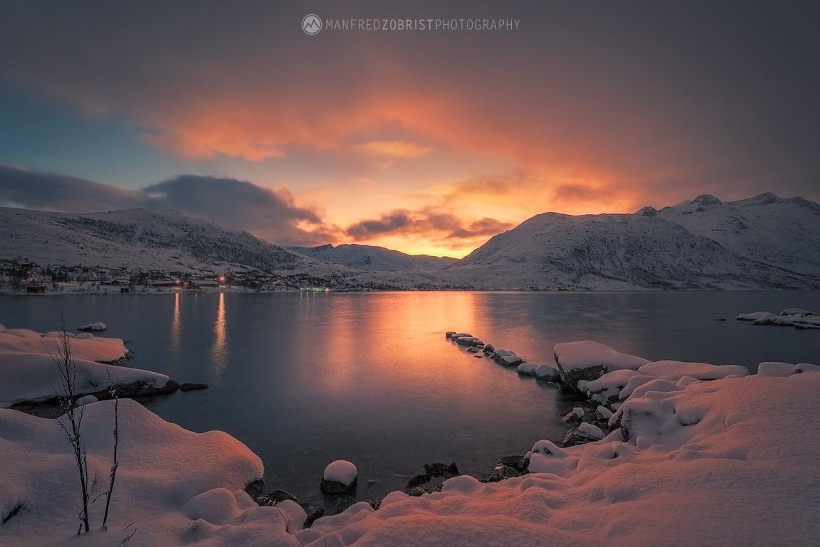 ersfjord-sunrise
