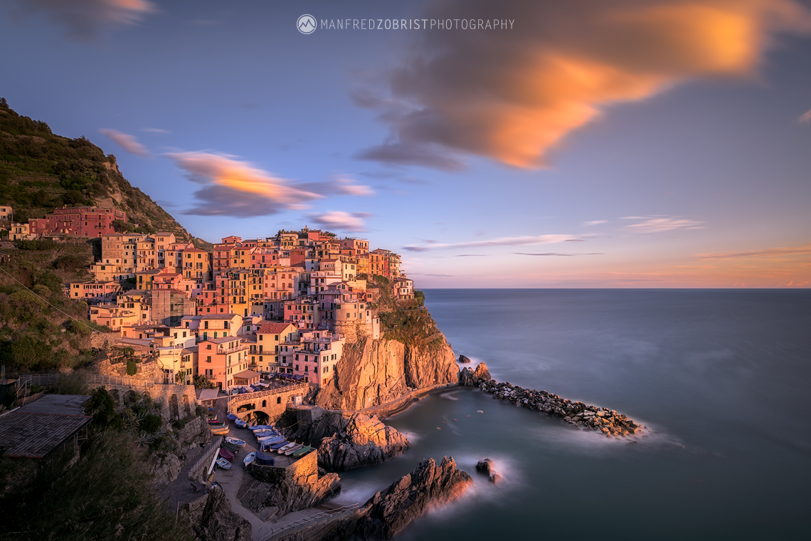 Golden Manarola