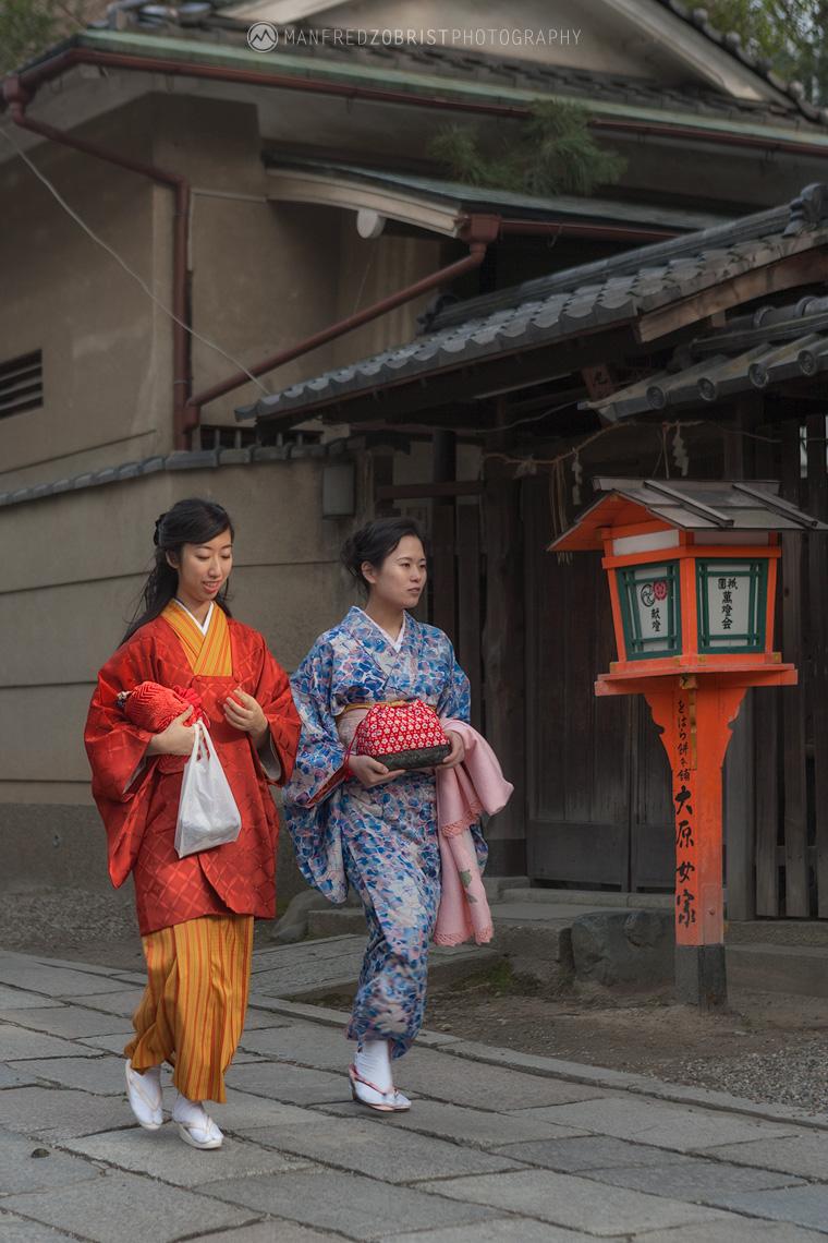 Kimono Promenade