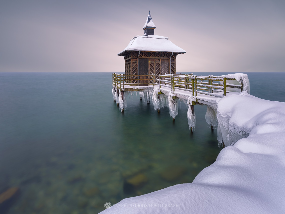 Frozen Bath House