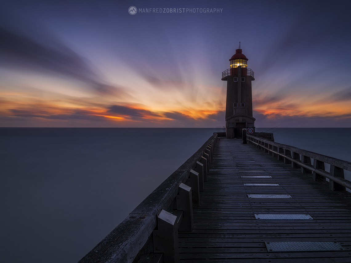 Fecamp Lighthouse