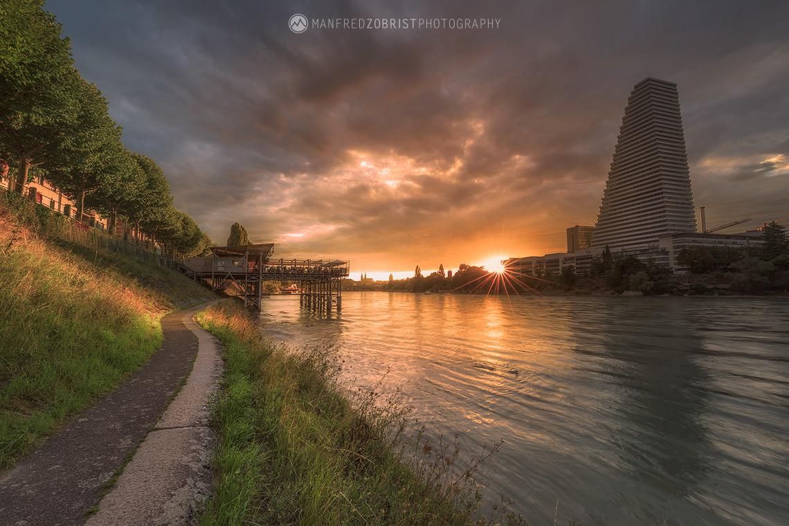 Rhine Riverbank