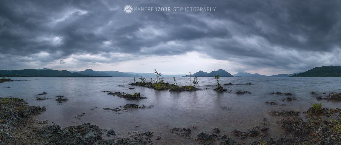 Wild Lake Toya